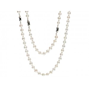 Detachable Pearl Necklace