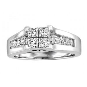JVJ9154/00 Diamond ring